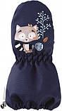 Зимние варежки для мальчика Lassie by Reima Milvi 717717-6950. Размер 1., фото 2