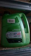 Антифриз LUXE (зелений) концентрат 4кг