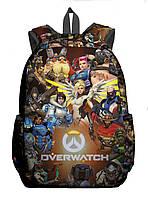 Рюкзак GeekLand Овервотч Overwatch персонажи 52.Р