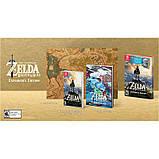 The Legend of Zelda: Breath of the Wild. Explorer's Edition для Nintendo Switch (русская версия), фото 3