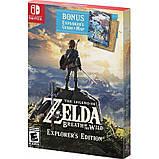 The Legend of Zelda: Breath of the Wild. Explorer's Edition для Nintendo Switch (русская версия), фото 5