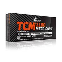 Креатин малата TCM Mega Caps 1100 (120 caps)