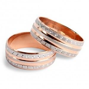 Обручальное кольцо Хранитель счастья 10115