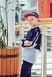 Оригинальный Свитшот Для Мальчика В Необычном Двухцветном Дизайне TIFFOSI, Португалия, фото 3