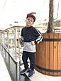 Оригинальный Свитшот Для Мальчика В Необычном Двухцветном Дизайне TIFFOSI, Португалия, фото 5