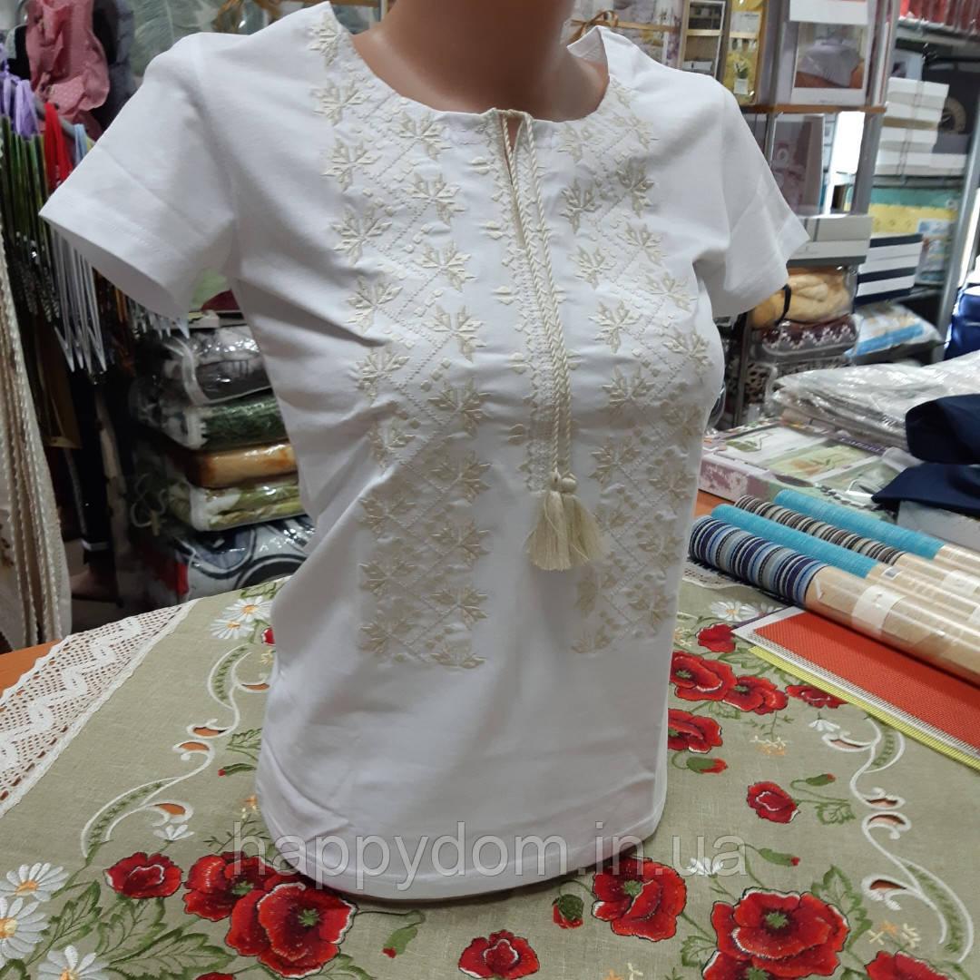 Вышиванка женская футболка