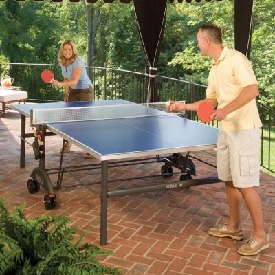 Теннисные столы для открытых помещений
