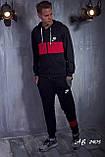 Мужской спортивный костюм Турецкая двунитка Размер 48 50 52 54 В наличии 5 цветов, фото 7