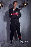 Мужской спортивный костюм Турецкая двунитка Размер 48 50 52 54 В наличии 5 цветов, фото 8