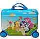 Детский  чемодан  для путешествий, фото 2