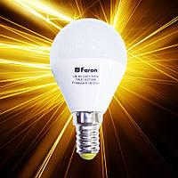 Светодиодная лампа Feron LB-95 7W E14, фото 1