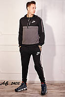 Трикотажный спортивный костюм мужской Размер 48 50 52 54 В наличии 3 цвета, фото 1