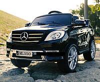 Детский электромобиль M 3568 EBLR-2, Mercedes ML350, черный