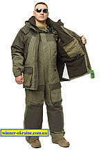 Зимний костюм для рыбалки и охоты ANT WINTER-2