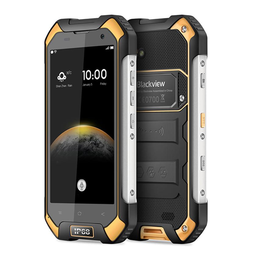 Мобильный телефон bv6000pro 3+32 GB Yellow