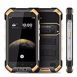 Мобильный телефон bv6000pro 3+32 GB Yellow, фото 6