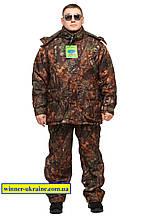 Зимний костюм для рыбалки и охоты Bizon ANT (две курточки)