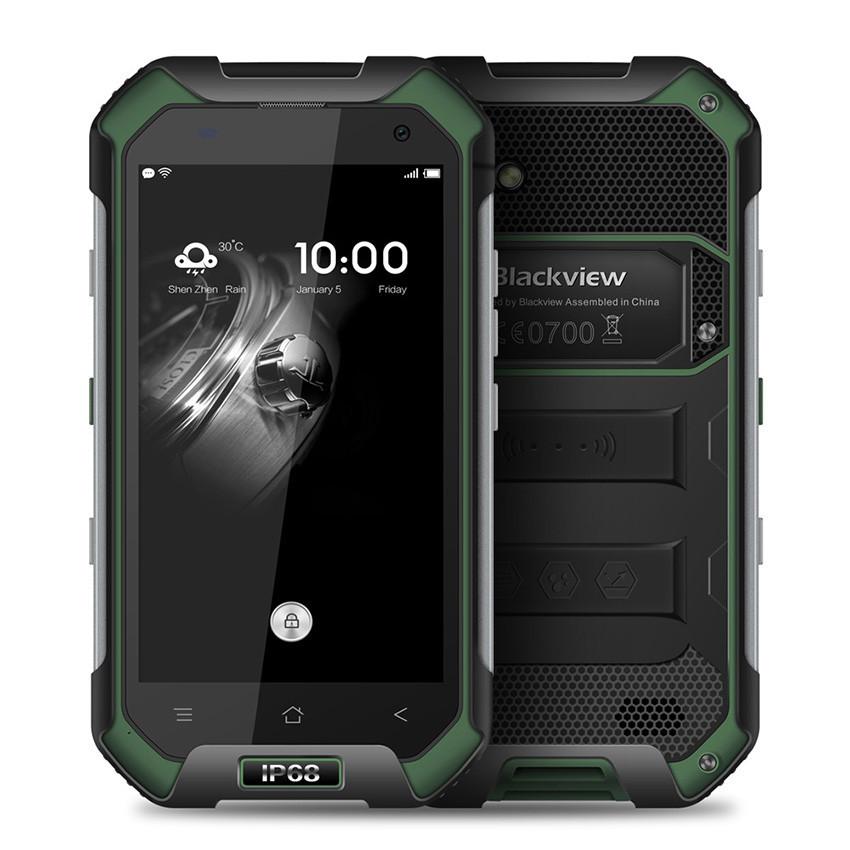 Мобильный телефон bv6000pro 3+32 GB Green