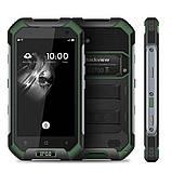 Мобильный телефон bv6000pro 3+32 GB Green, фото 6