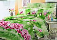 Комплект постельного белья 3264, микросатин (Полуторный)