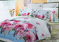 Комплект постельного белья 3282, микросатин (Полуторный)
