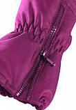 Зимние варежки для девочки Lassie by Reima Samia 717719-4840. Размеры 0 и 1., фото 4