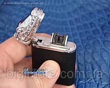 Качественная Качественная USB Зажигалка, электроимпульсная, електрозажигалка, электрозапальничка, фото 2