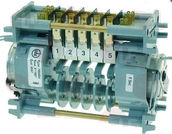 Программатор Z243001000 для Fagor FI-64 (5 кулачков), фото 2