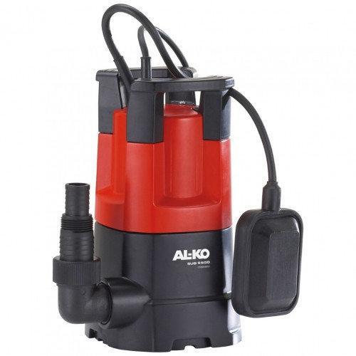 Дренажный насос AL-KO Sub 6500 Classic (Дополнительно: шланг)