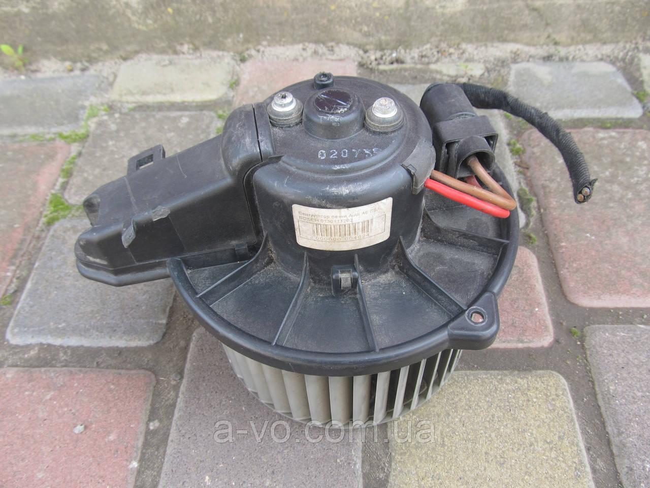 Вентилятор моторчик печки для  Audi A6C5, Bosch 0130111202, 4B1820021, 4B1820021B, MF016070-0361