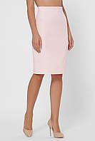 Женская классическая юбка-карандаш с высокой посадкой(YUB-1004 fup)