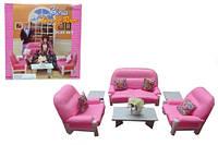 Гостиная мебель для кукол Gloria Глория 94014
