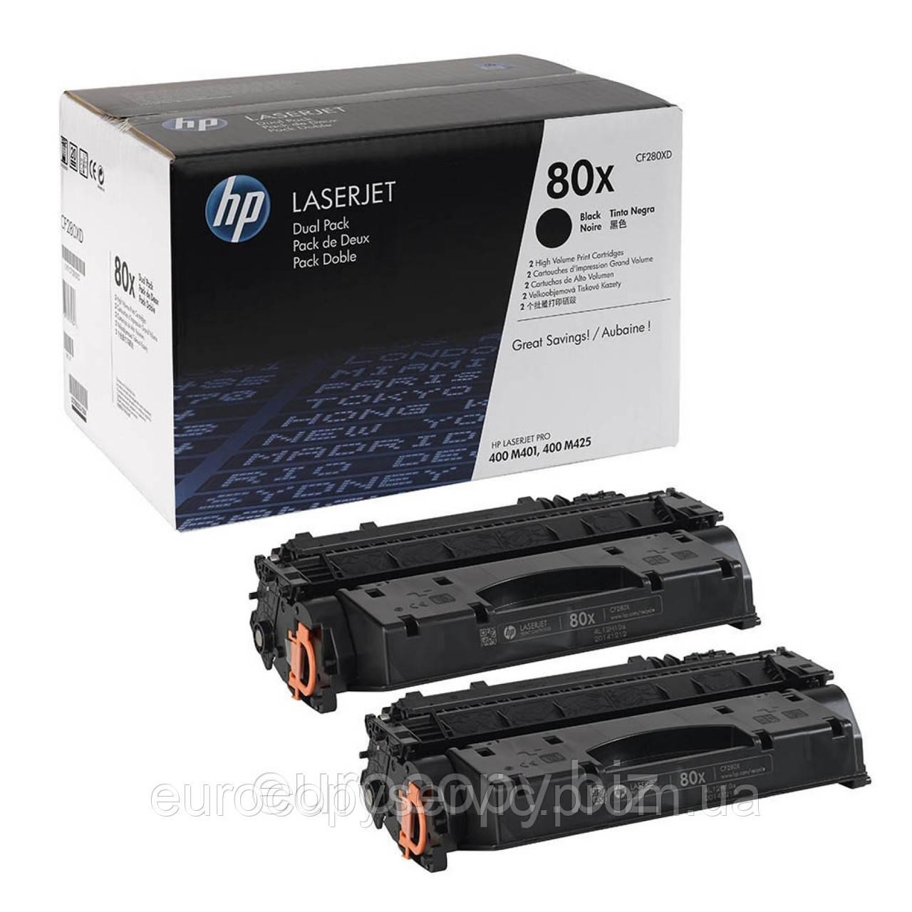 Картридж HP LaserJet 80X M425dn (CF280XF)