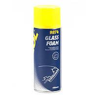 Засіб для очищення скла MANNOL Glass Foam 450 мл.