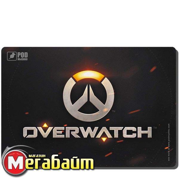 Игровая поверхность Podmyshku Game Overwatch-М