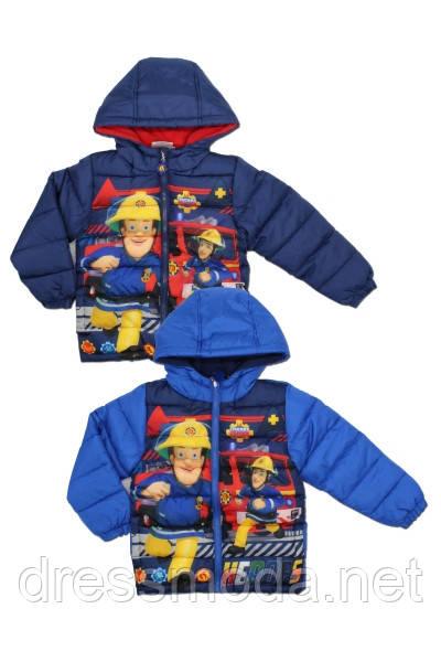 Пуховик-куртка  для мальчиков  Sam 3-8 лет