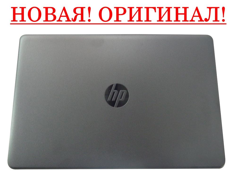 Оригинальная серая крышка матрицы HP 15T-BR, 15T-BS - 929893-001 корпус