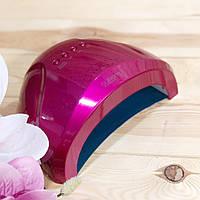 Лампа для маникюра Sun One Малиновая UV/LED 48 Вт