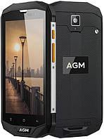 Мобильный телефон A8 Black 4+64GB, фото 1