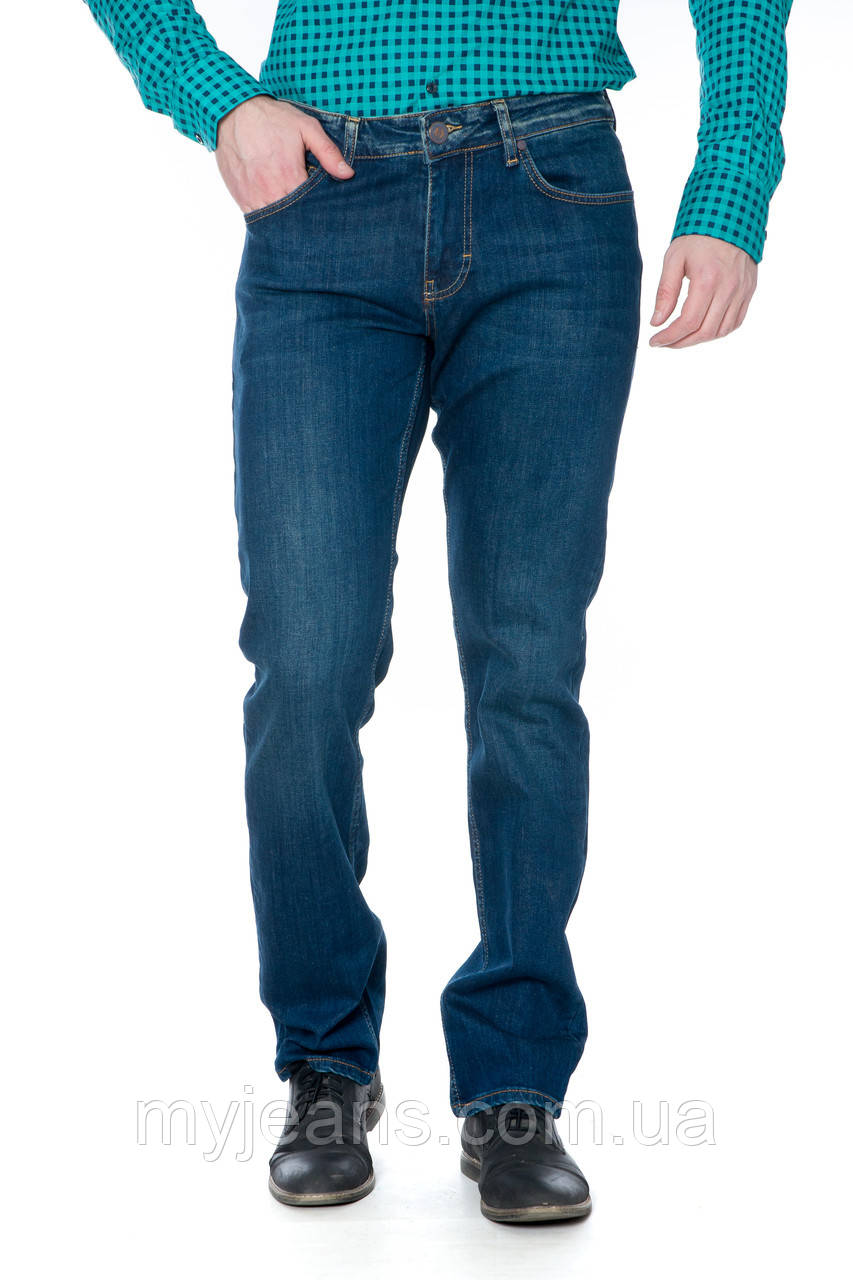 Джинсы Franco Benussi 18-715 TORINO темно-синие