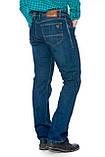 Джинсы Franco Benussi 18-715 TORINO темно-синие, фото 3