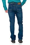 Джинсы Franco Benussi 18-715 TORINO темно-синие, фото 4