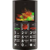 Мобильный телефон Sigma mobile Comfort 50 Solo (Black)