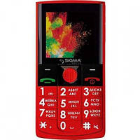 Мобильный телефон Sigma mobile Comfort 50 Solo (Red)