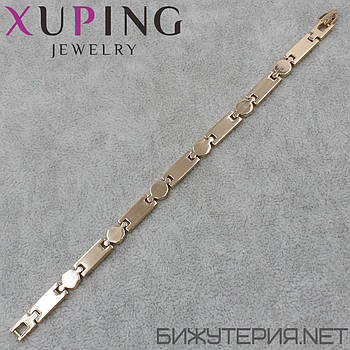 Браслет  Xuping медицинское золото 18K Gold - 1023140032