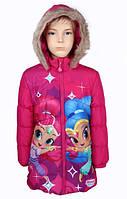 Куртка демісезонна для дівчаток Paw Patrol 98-128р.р, фото 1