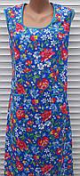 Платье без рукава 56 размер, фото 1