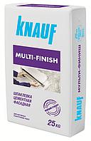 Шпаклевка KNAUF Мульти-Финиш, тонкослойная гипсовая шпаклевка, 25кг