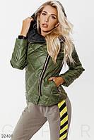 Стеганая стильная куртка Разные цвета