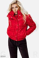 Дутая теплая куртка  Разные цвета